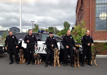 Helping Our Local K-9 Heroes